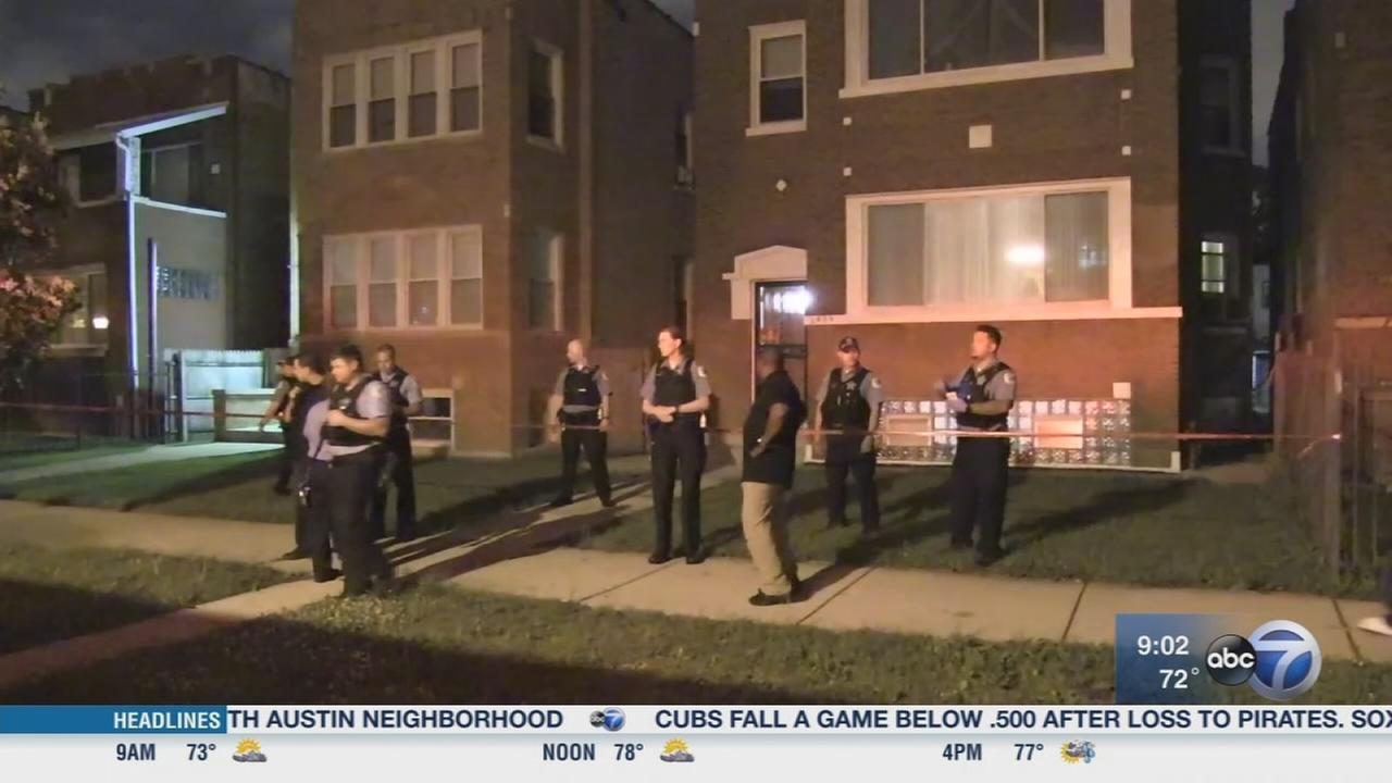 Son finds parents stabbed to death on West Side