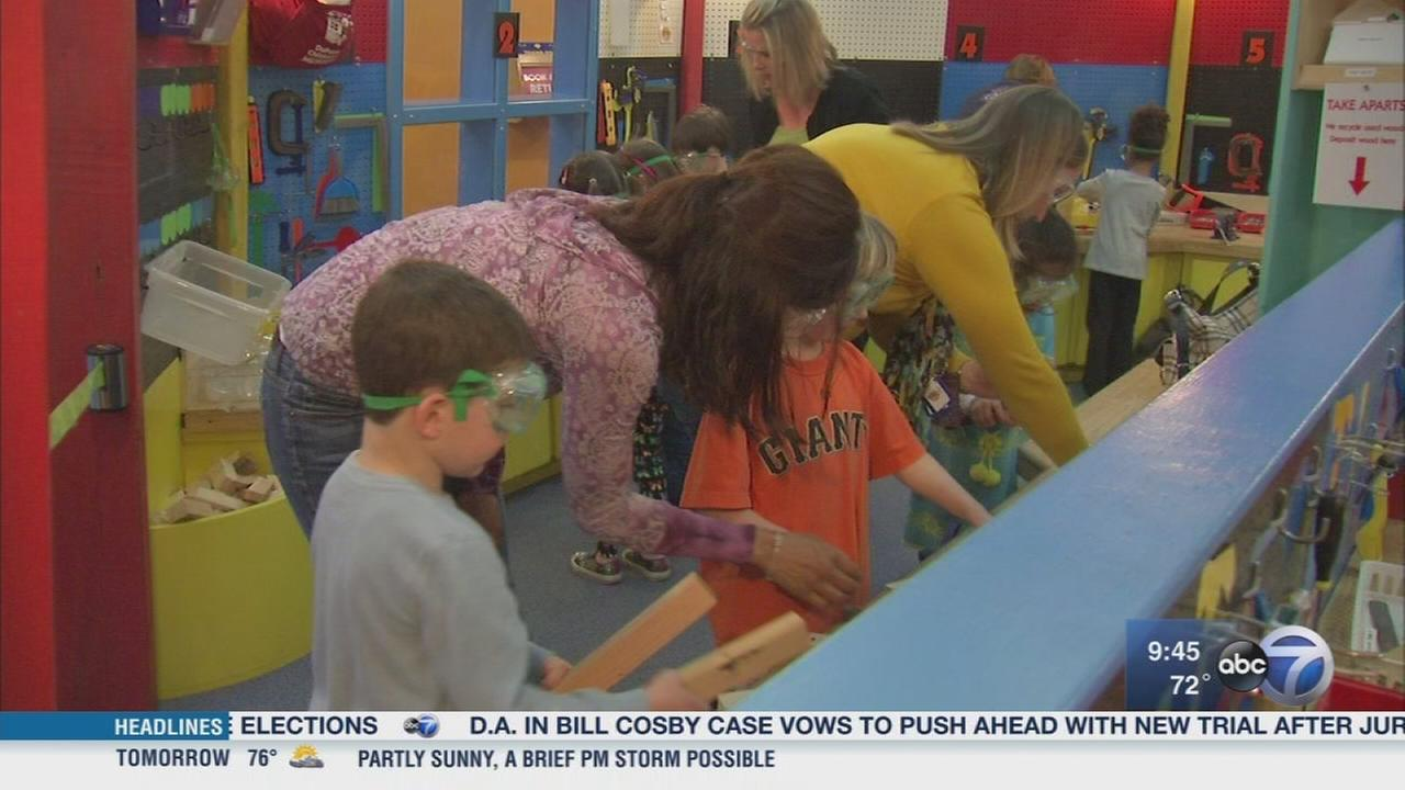 Newsviews Part 1: DuPage Childrens Museum