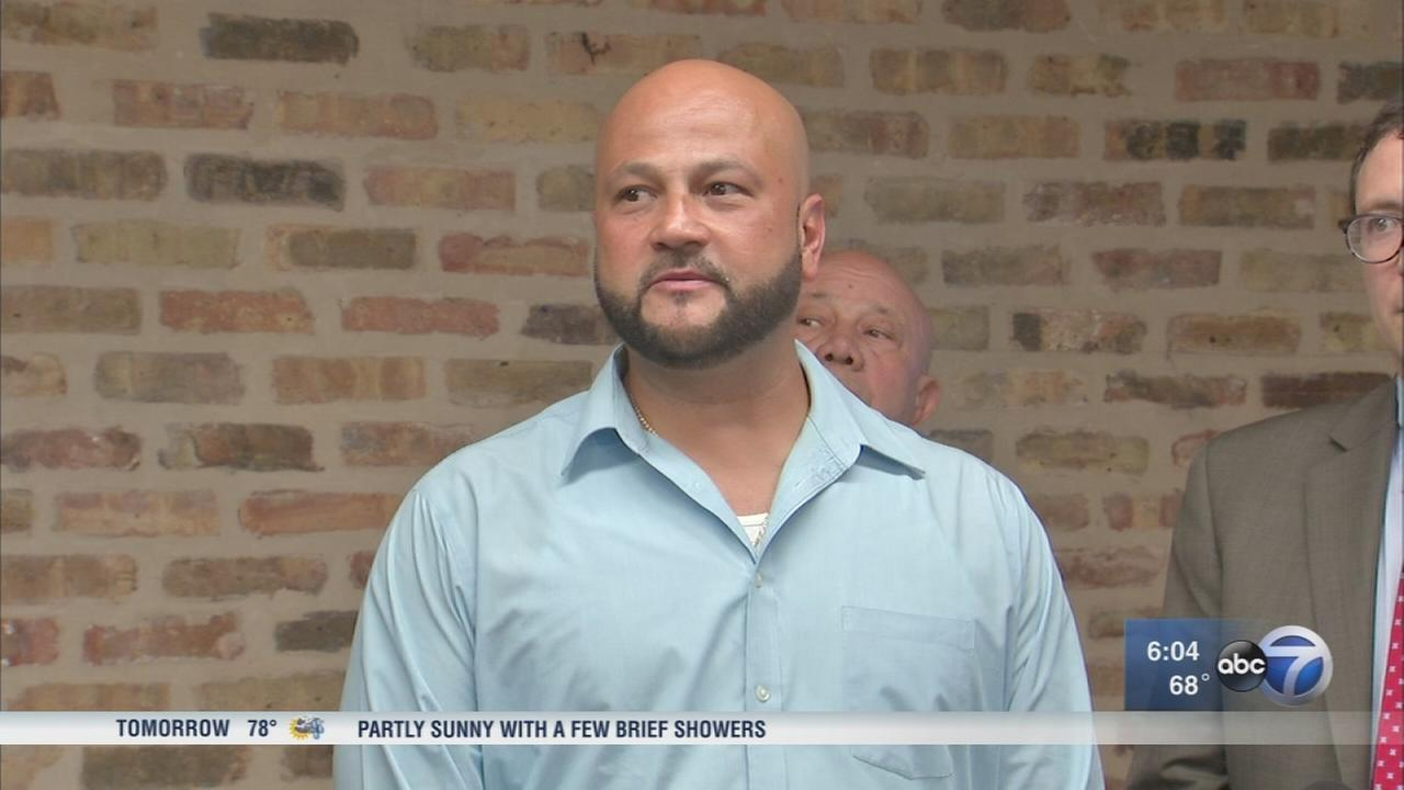 Man freed for wrongful conviction sues former CPD officer
