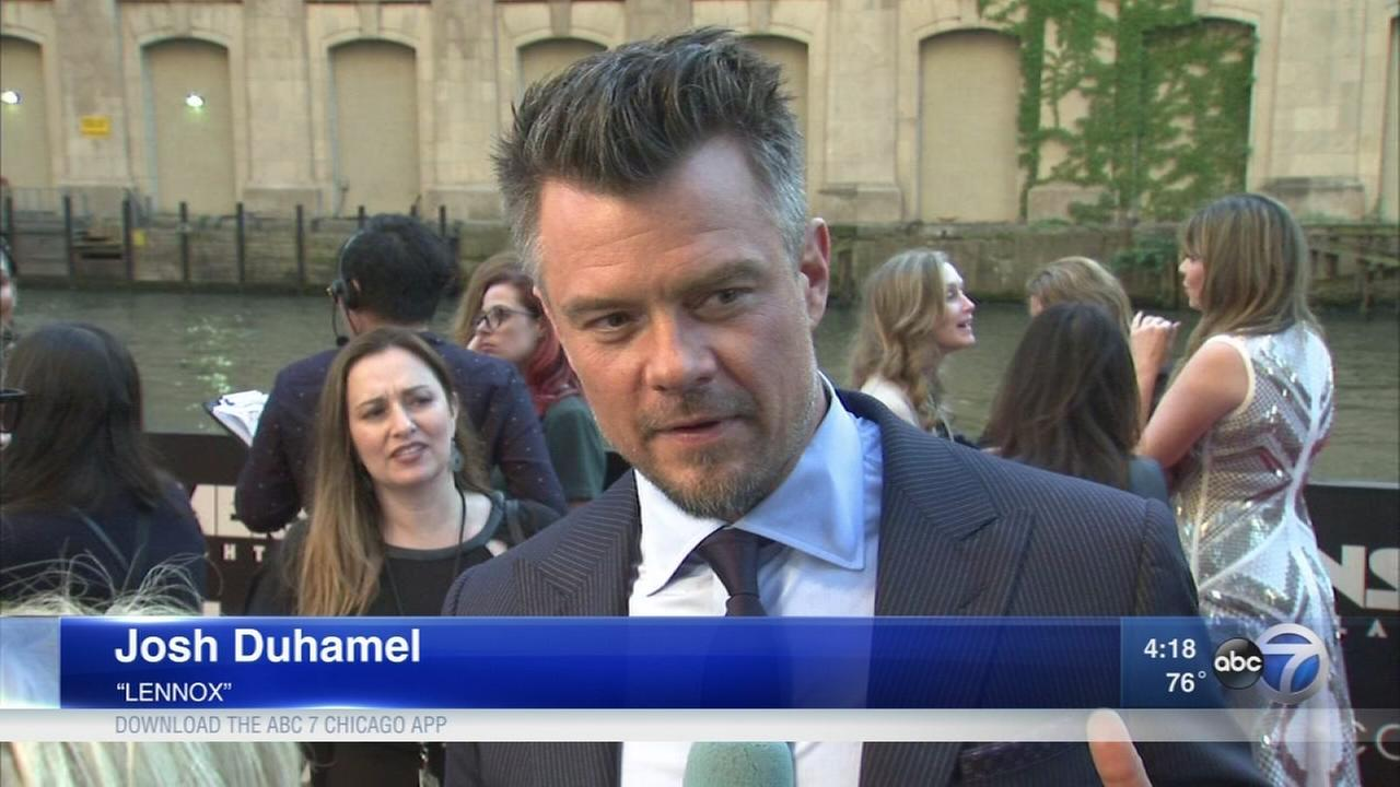 Transformers premiere held in Chicago