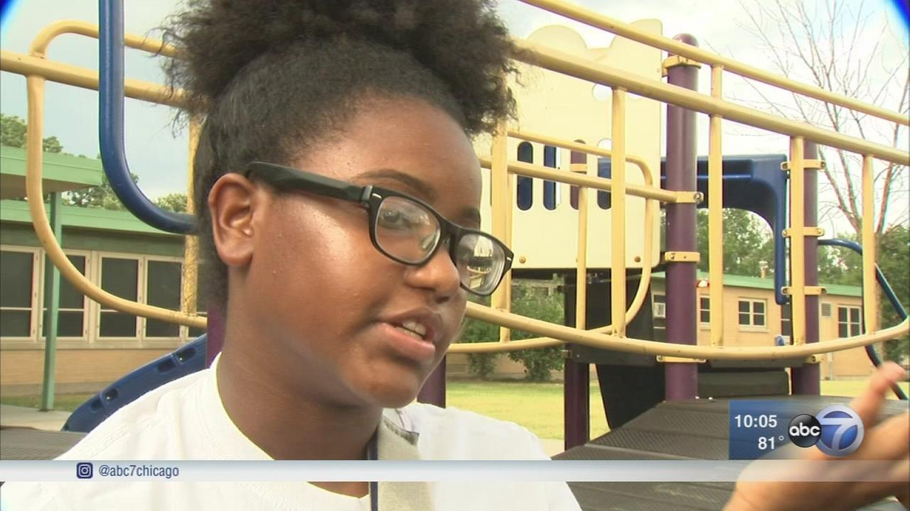 Victim, 13, of playground shooting isnt staying in Chicago
