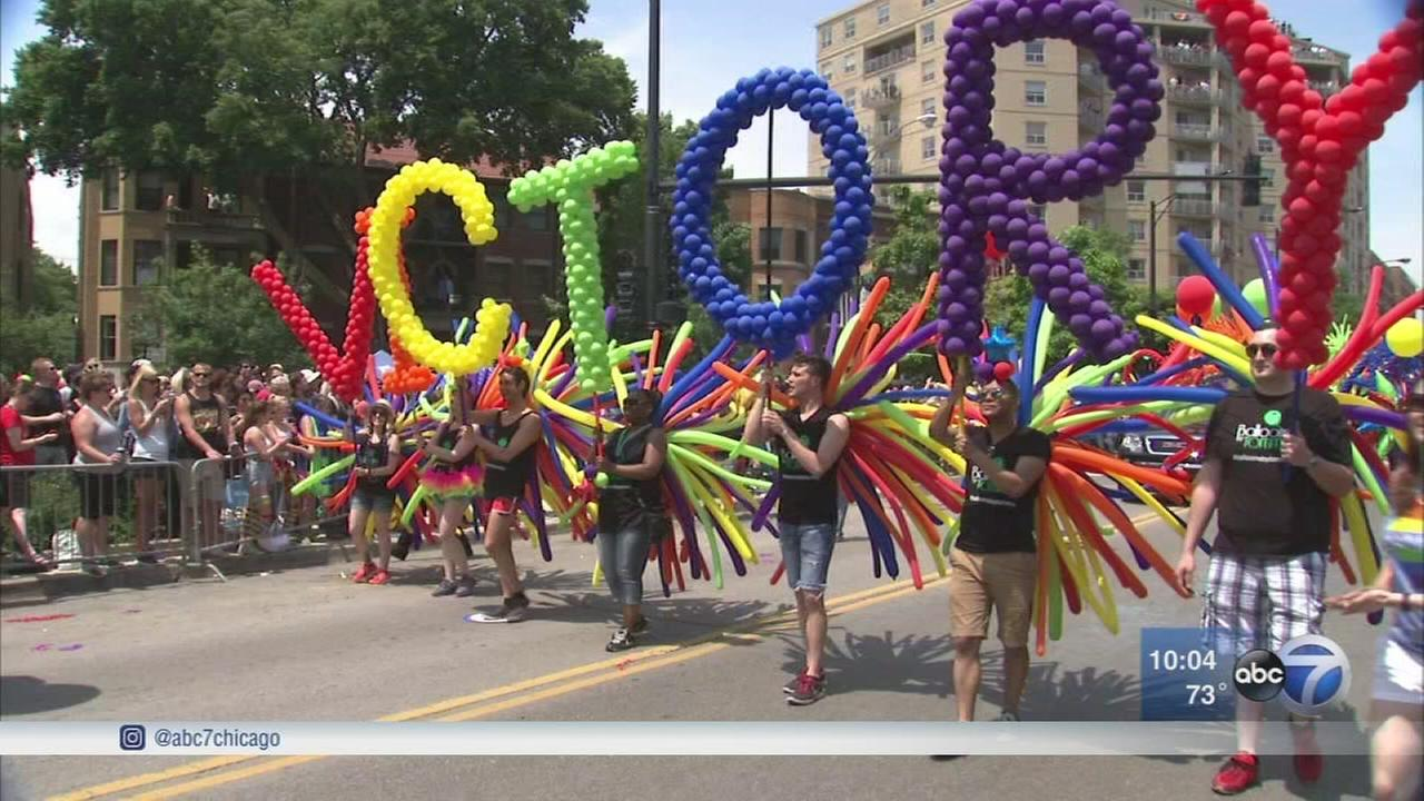 Nearly 1 million people expected to attend weekend festivals, Pride Parade