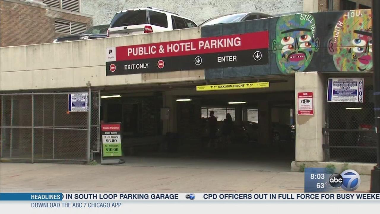 Woman carjacked outside South Loop hotel