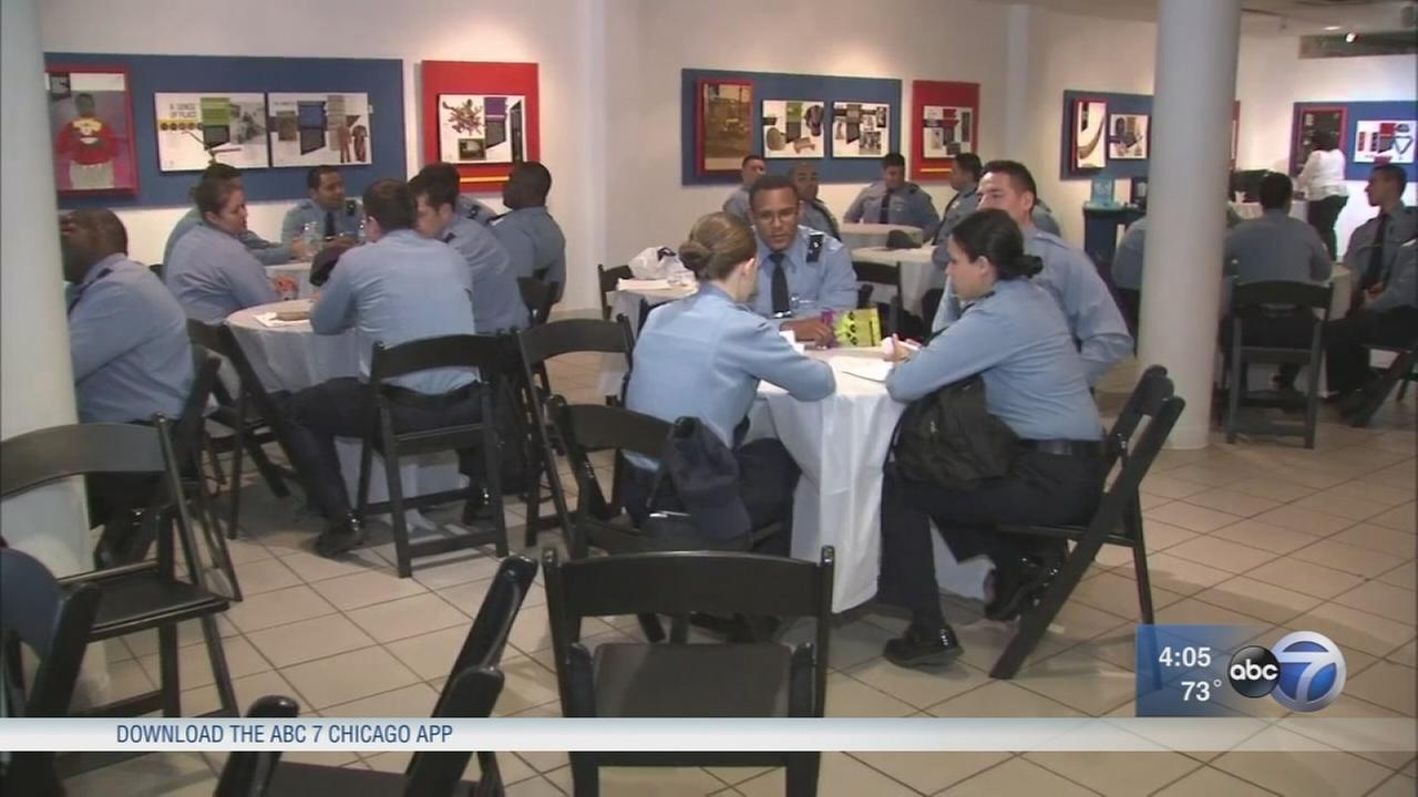 Chicaog police recruits trained in cultural awareness