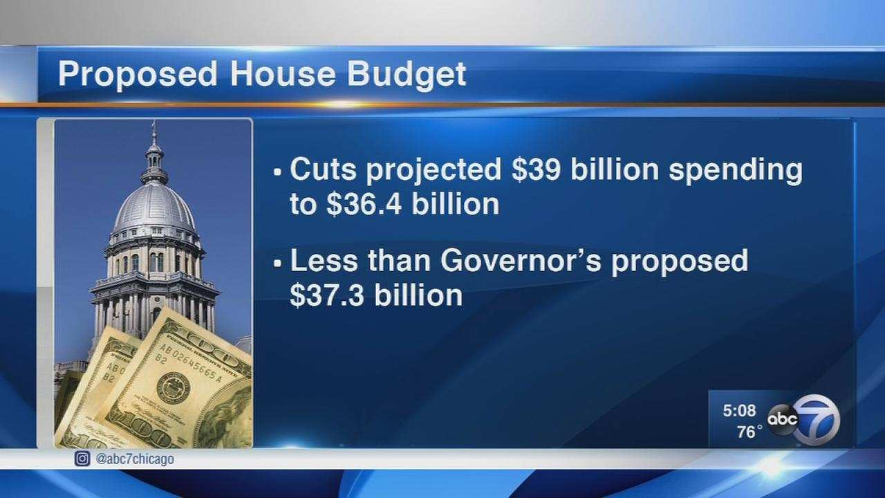 IL Democrats unveil plan to solve budget crisis