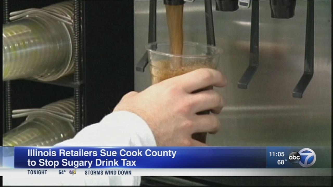 Judge delays decision in soda tax lawsuit