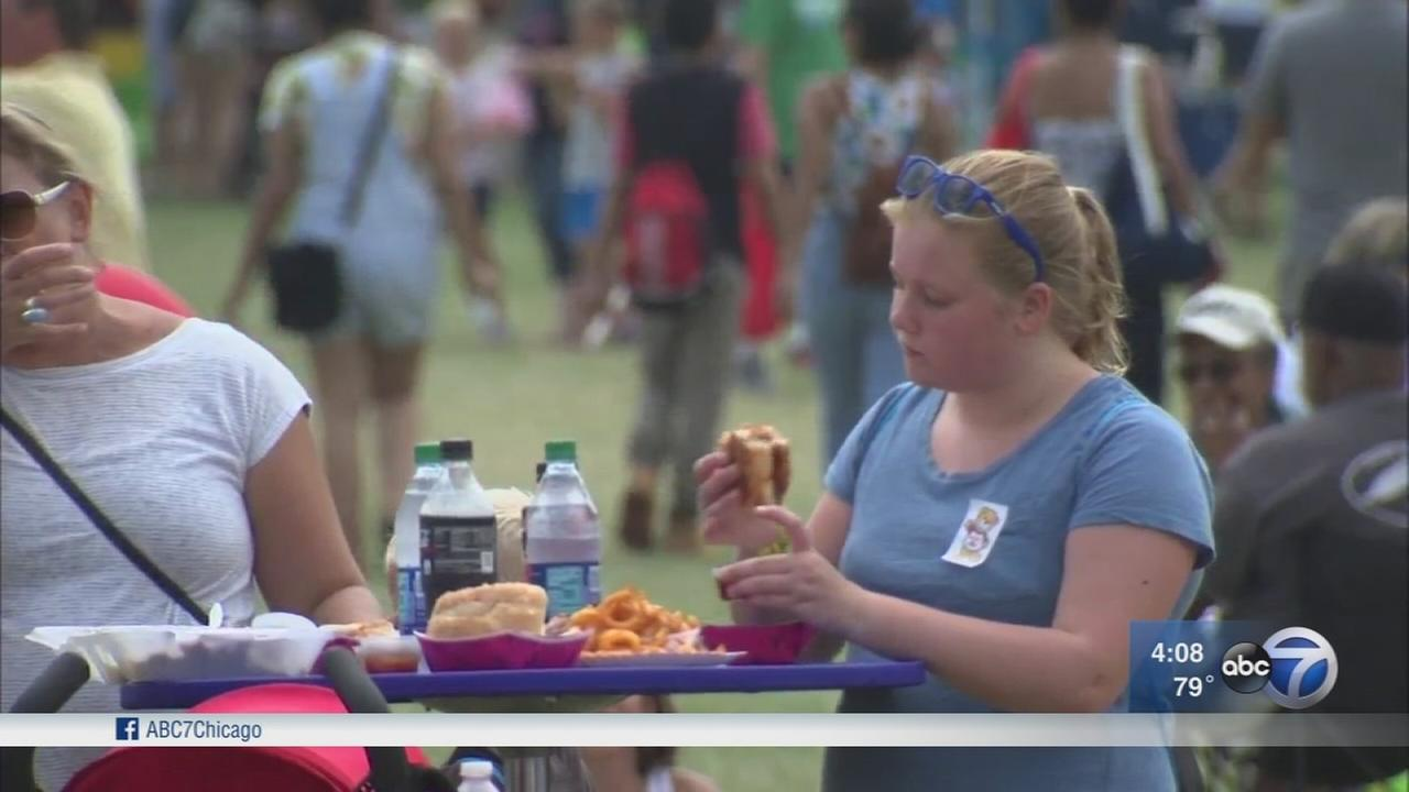 Fireworks, food draw crowds at Naperville?s Ribfest