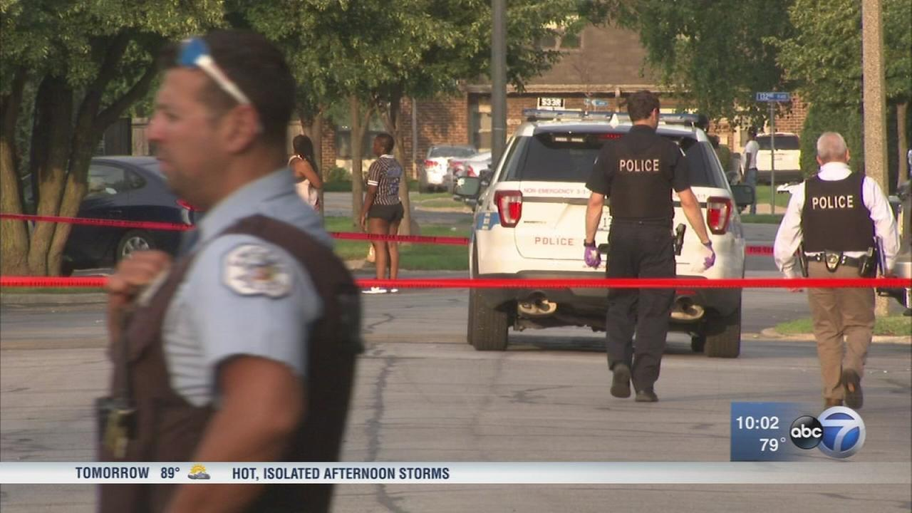 Suburban innocent bystander among 15 killed over holiday weekend