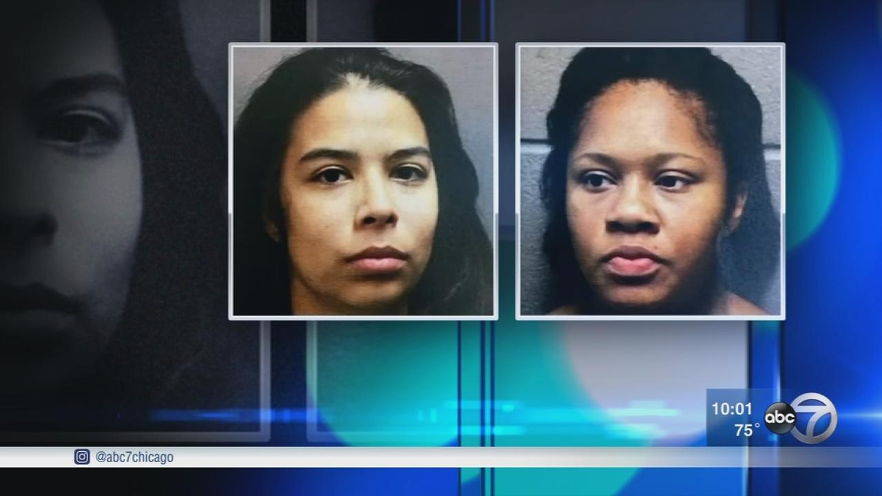 2 arrested for alleged prostitution of Chicago 14-year-old