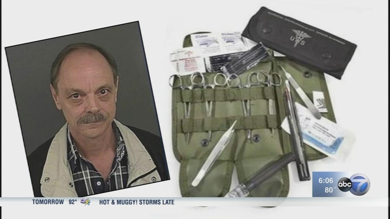 OHare pilot gets plea deal in home castration
