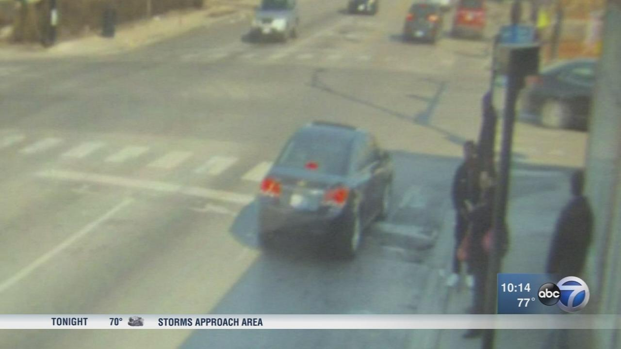 Man claims city wanted to him pay red light tickets on stolen car