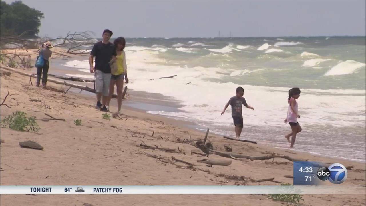 Mount Baldy Beach back open for first time since 2013