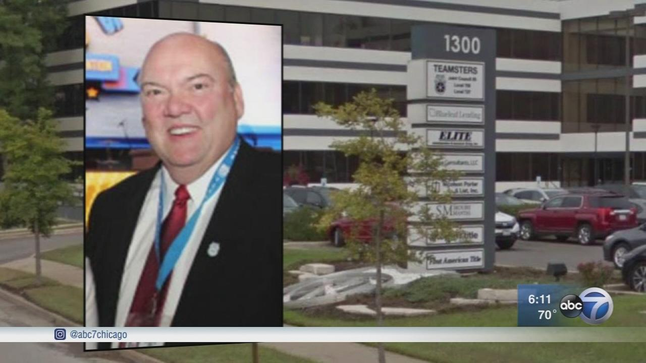 Indicted Teamsters union boss leaves with big heart