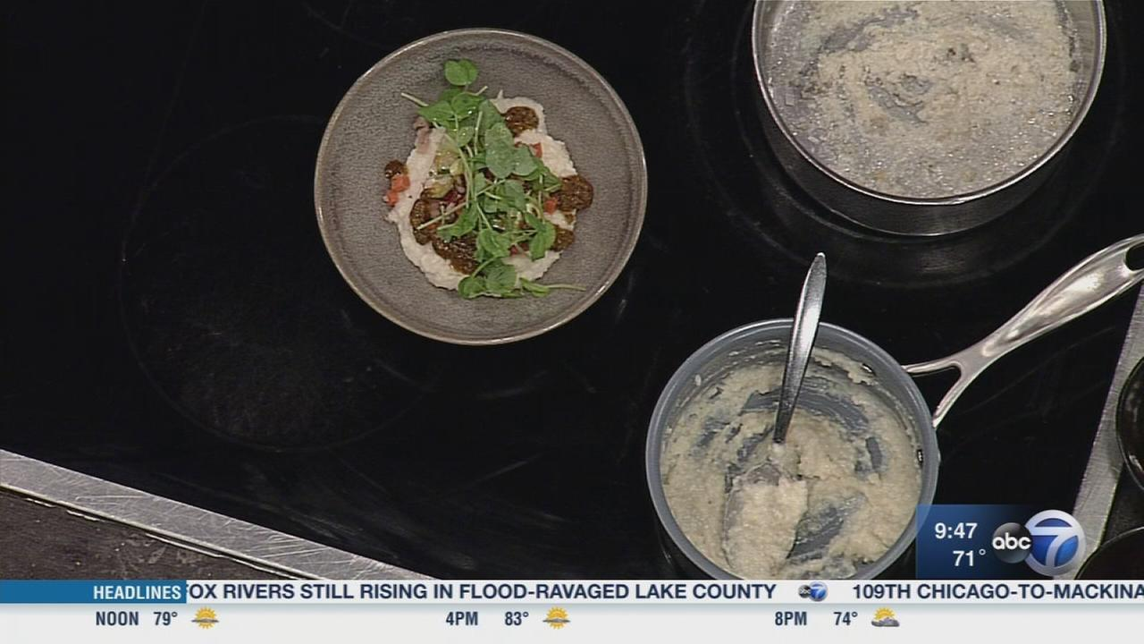 Chicago chefs use local ingredients at Green City Market Chef BBQ