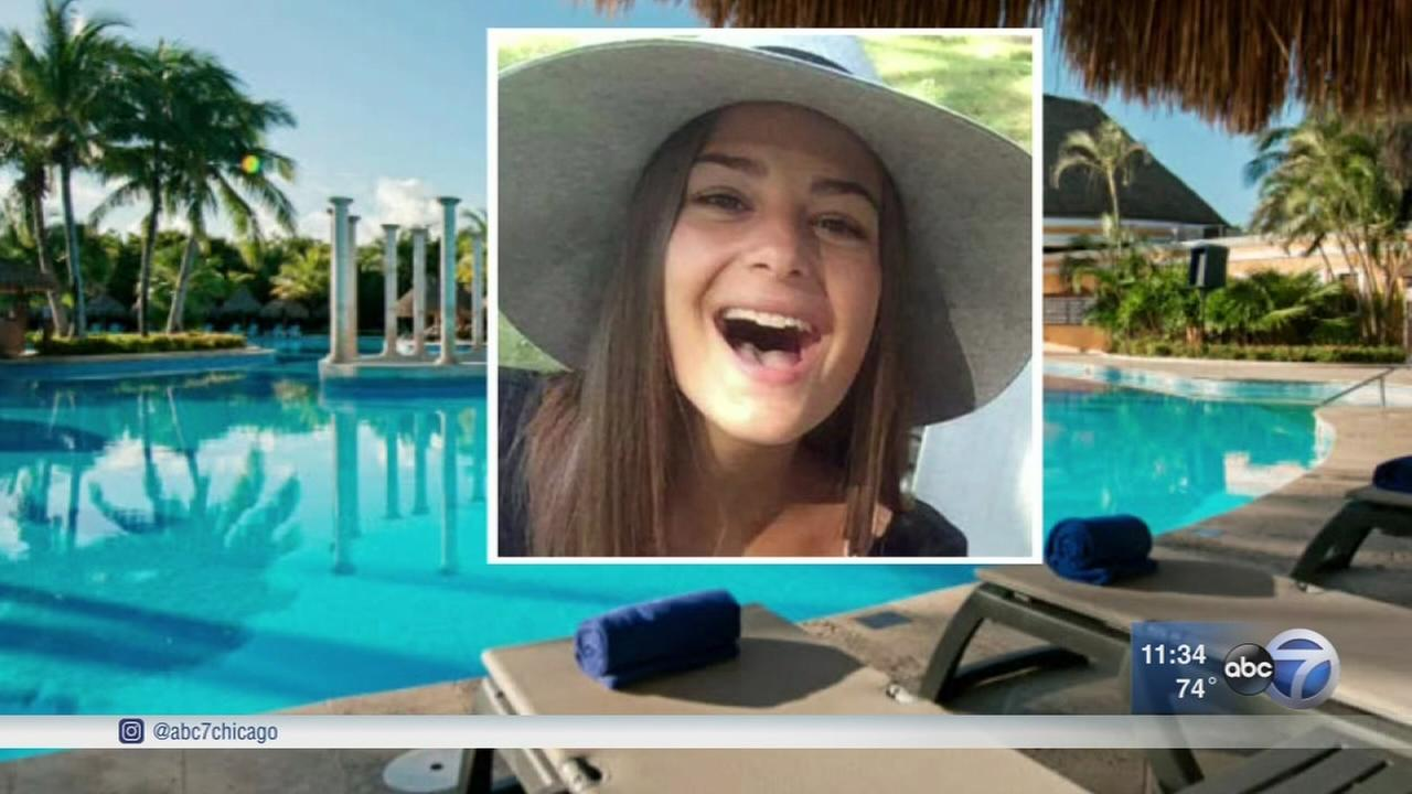 Wisconsin woman dies at Mexican resort