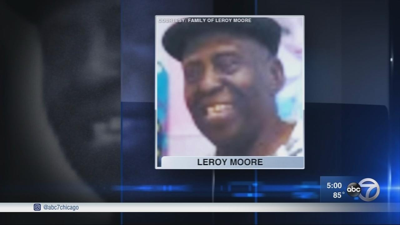 Grandfather fatally shot in gang crossfire in Park Manor
