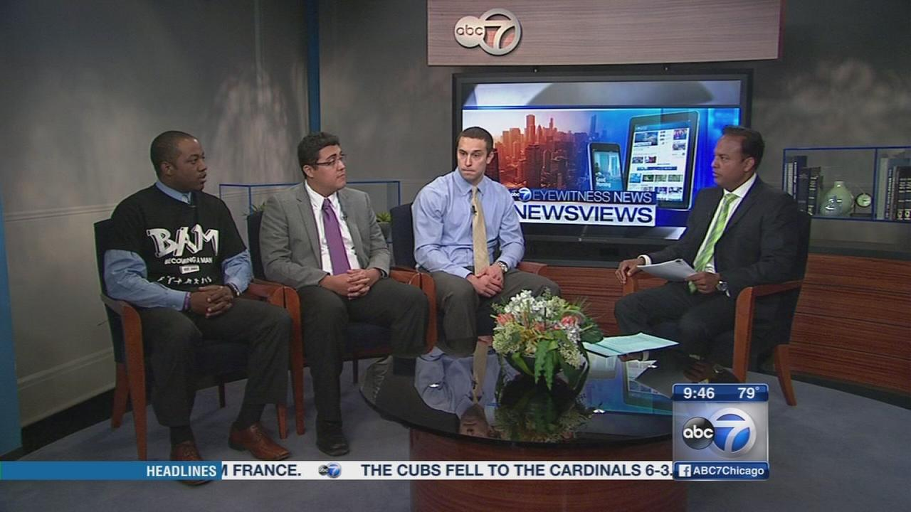 Newsviews: Chicago youth mentoring programs