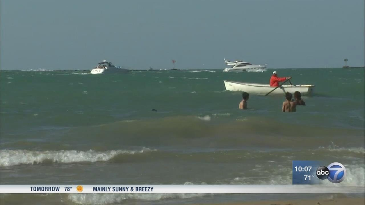 Life-threatening waves, rip currents lead to swim warnings, bans