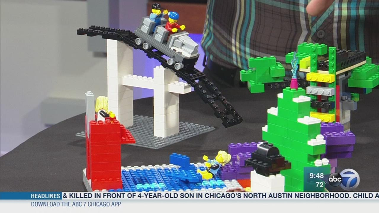LEGOLAND Discovery Center donates toys to charities