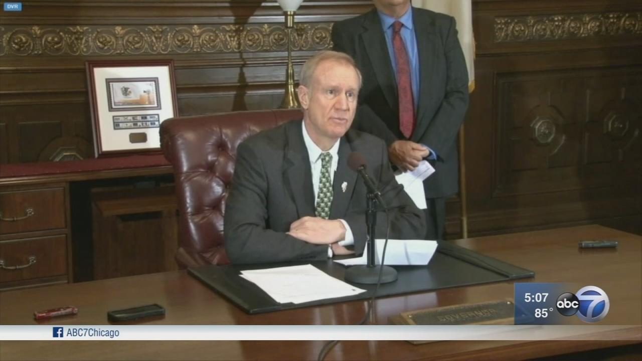 Gov. Rauner gets education funding bill