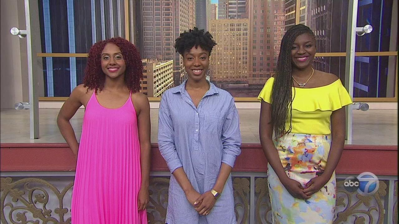 Three great hair looks for summer