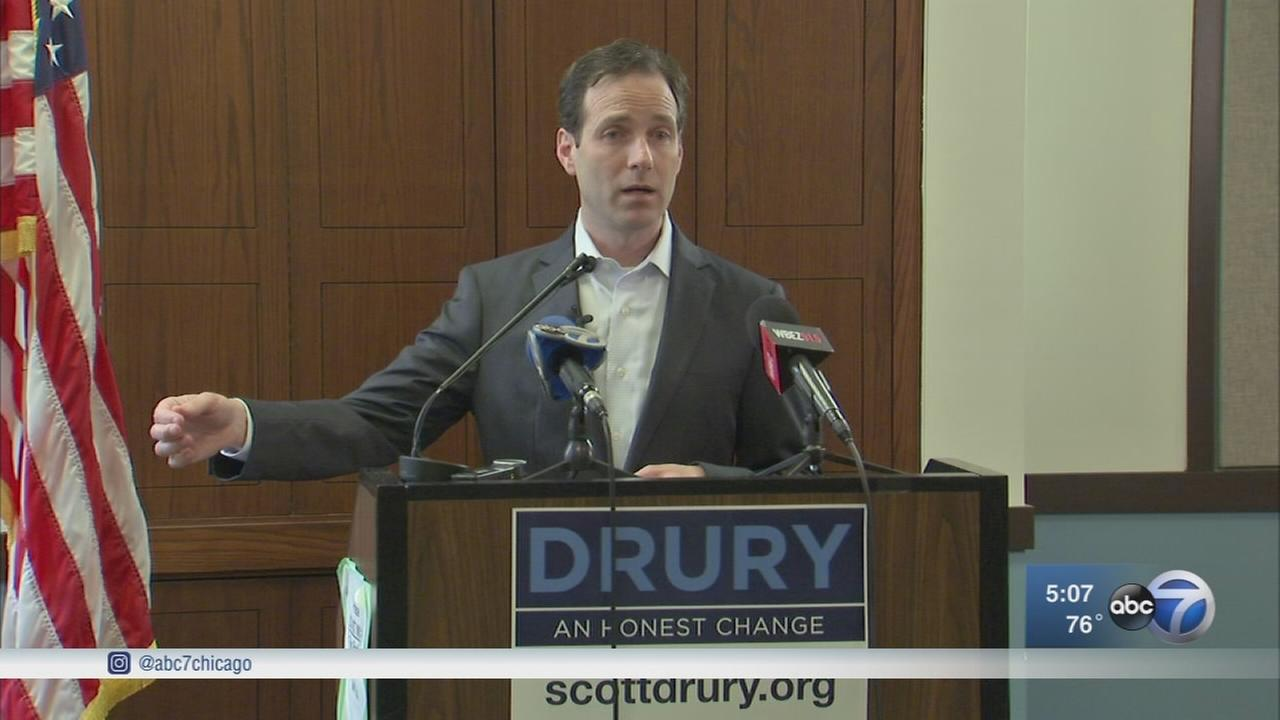 Drury announces plan to combat ?corrupt? state government