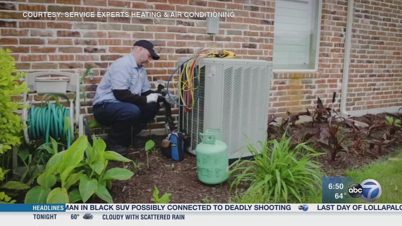 Air conditioning repair costs skyrocketing