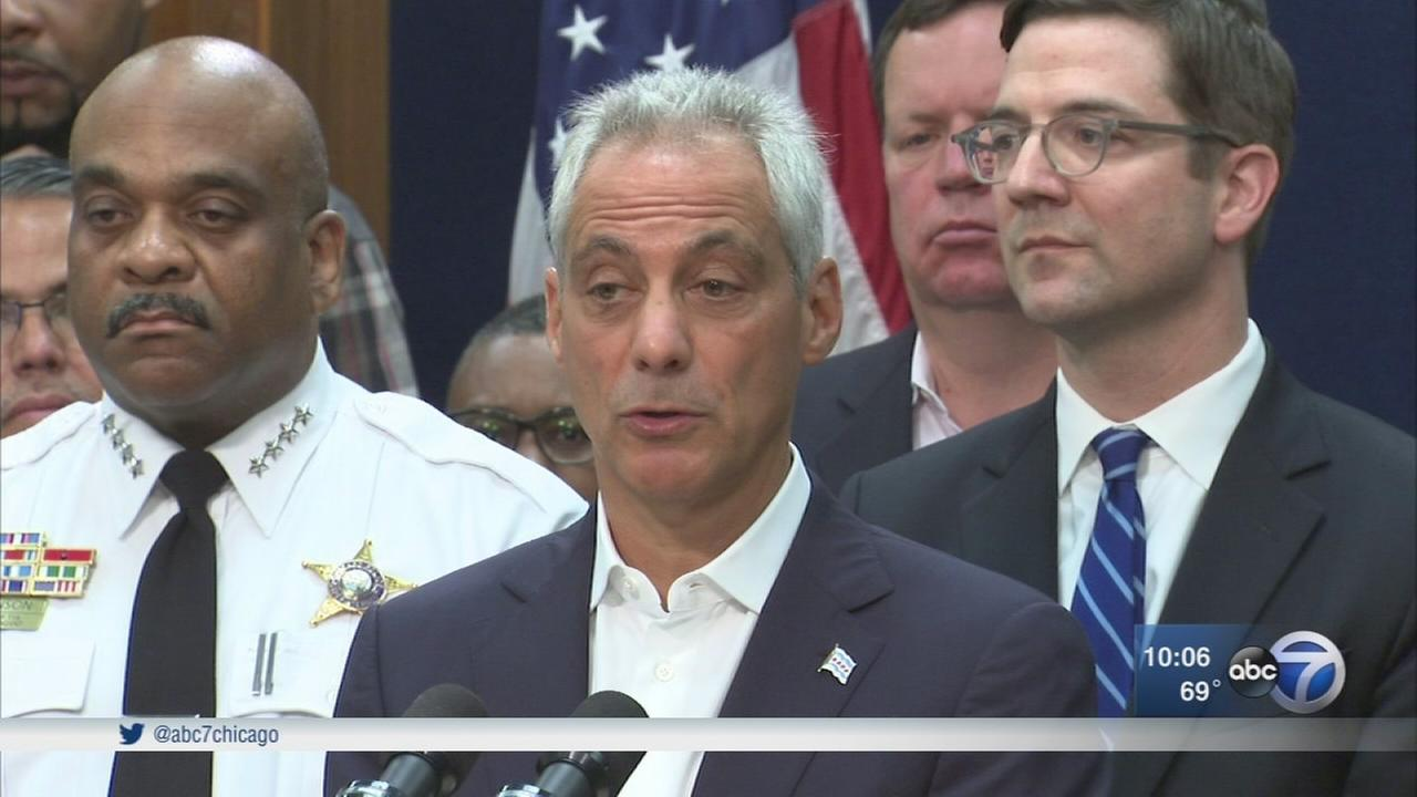 Chicago to file lawsuit against Justice Department over sanctuary cities threat