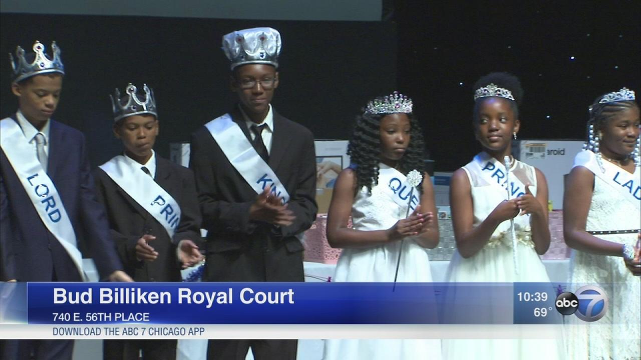 Royal court for Bud Billiken Parade crowned on Sunday