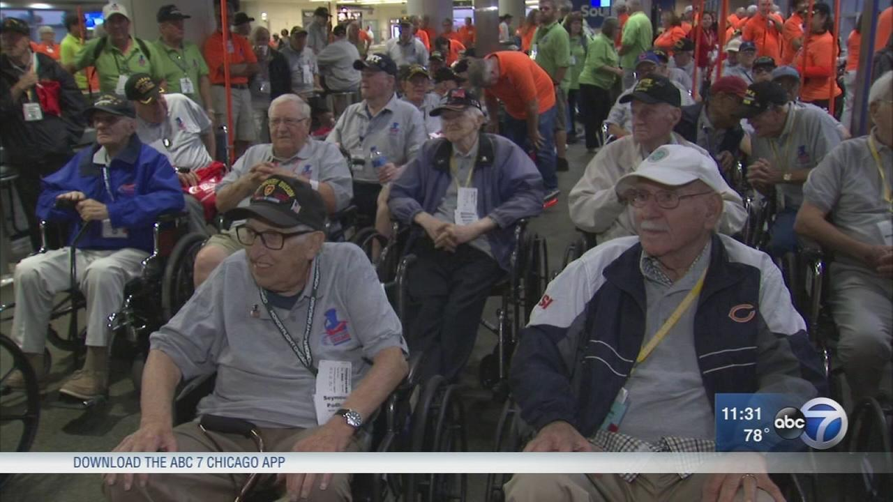Korean War veterans weigh in on tensions