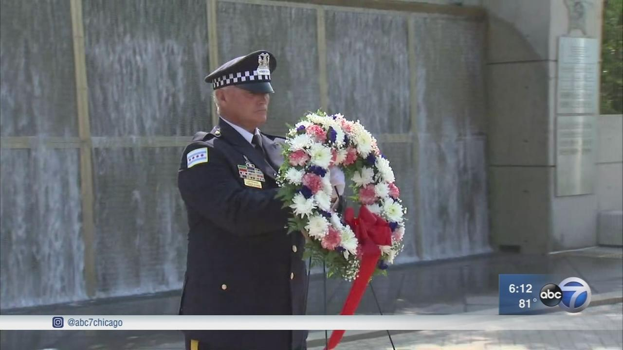Australian police to honor fallen Chicago officers, ride Route 66