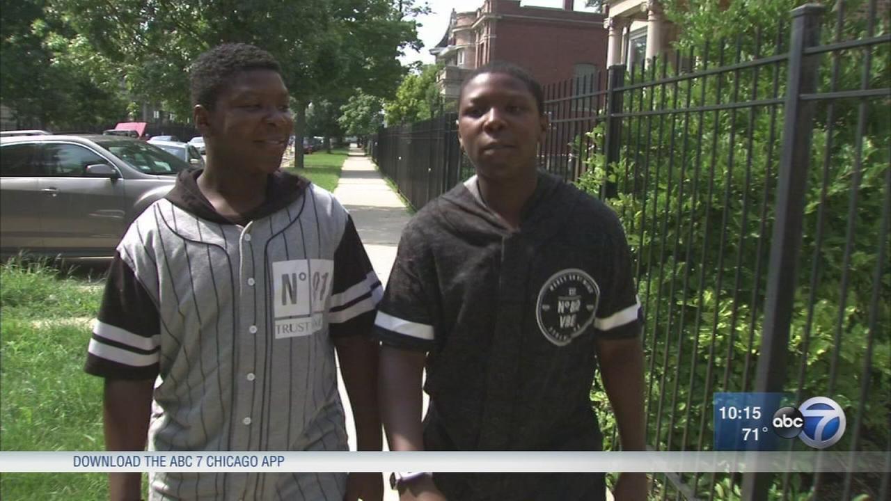 Floyd and Lloyd: A West Side story