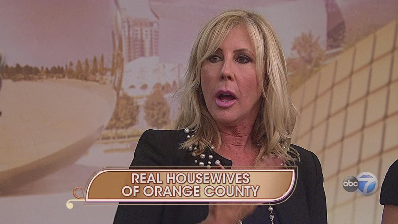 Real Housewives of Orange County Vicki and Kelly