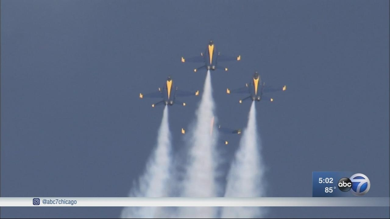 Air and Water Show kicks off Saturday