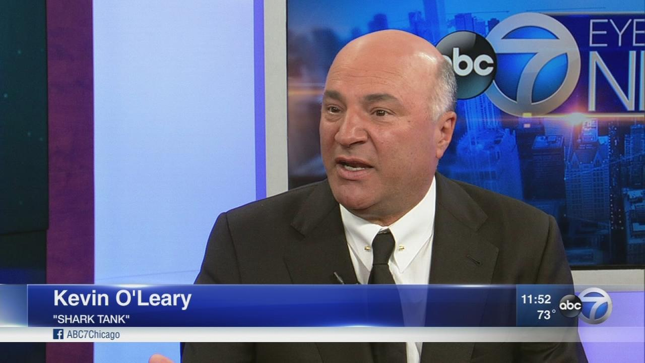 Shark Tank Kevin OLeary talks new season