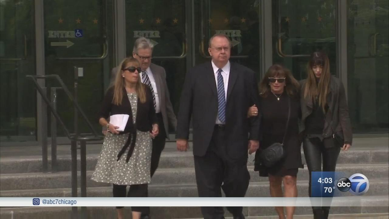 Former Lake County Indiana sheriff convicted in corruption case