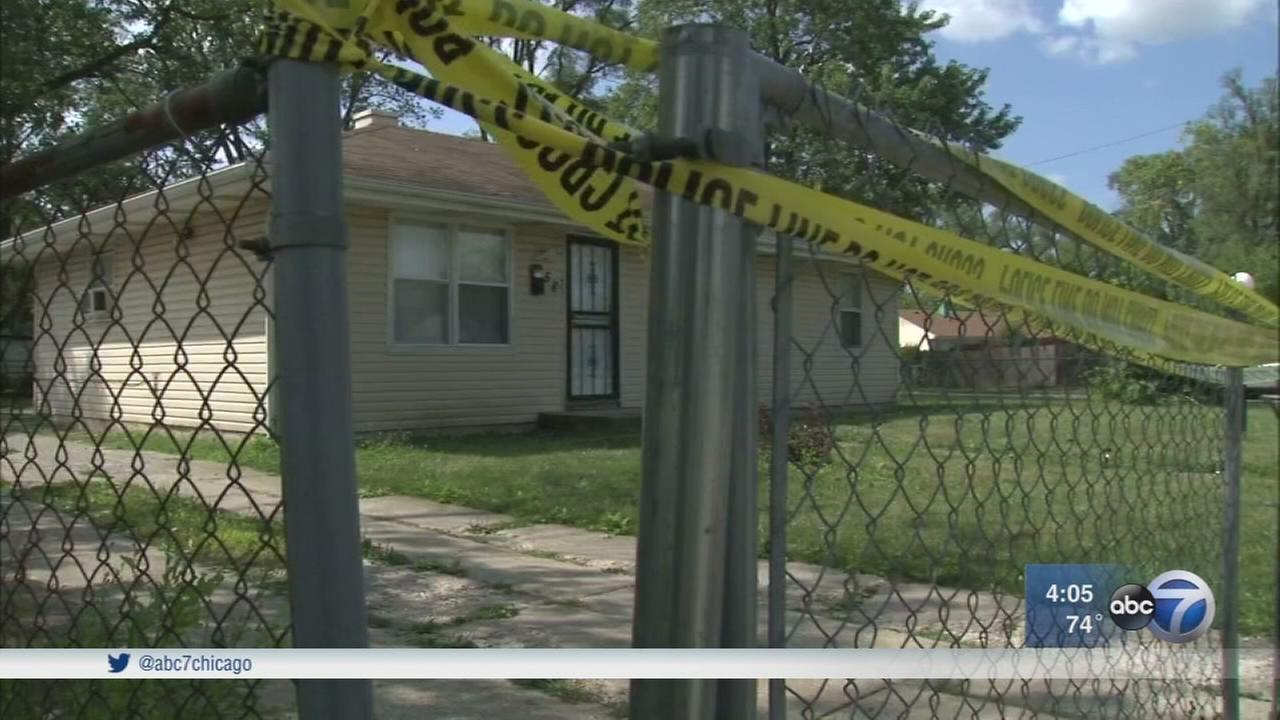 Police investigate Dixmoor mans death as homicide