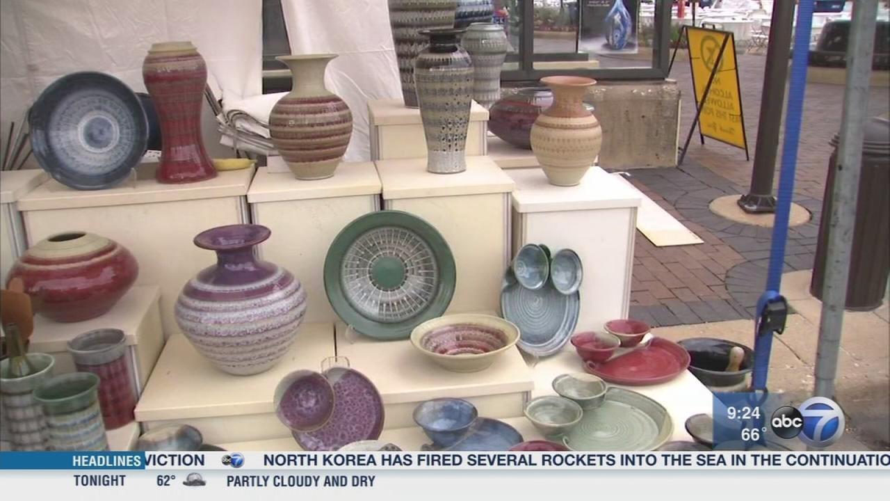 Port Clinton Art Festival celebrates 34th year