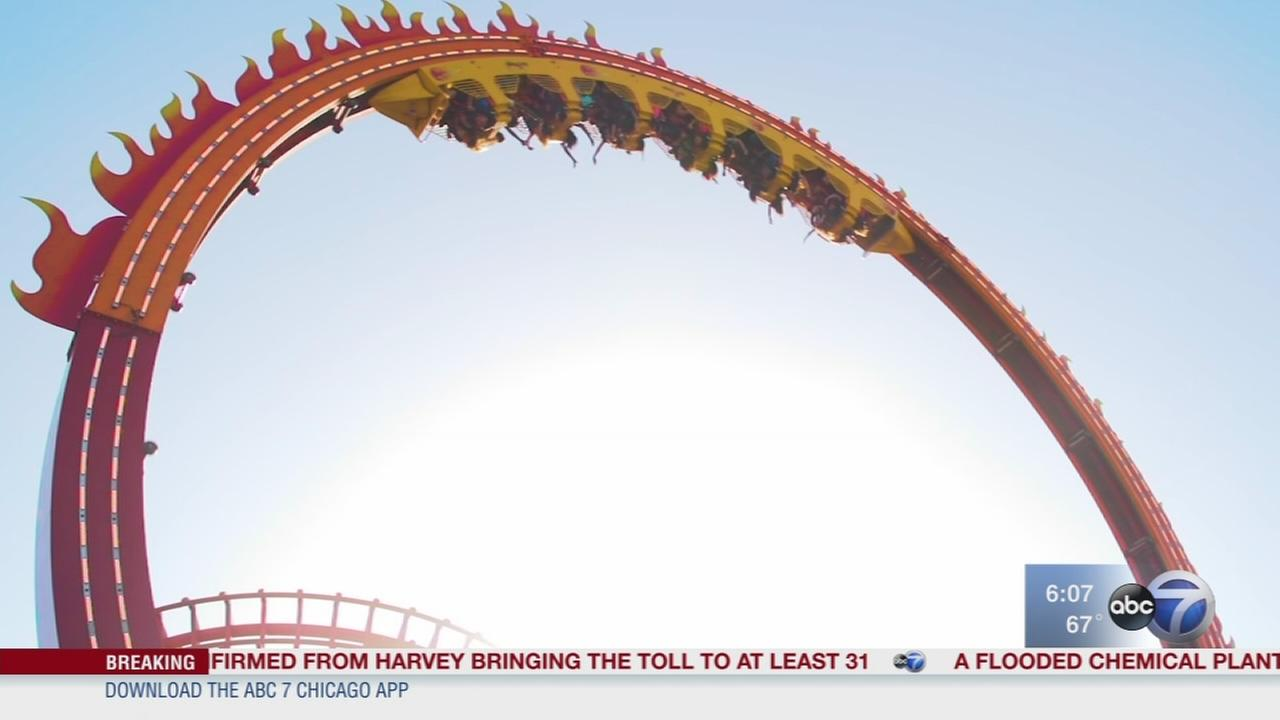 Worlds largest loop coaster coming to Gurnee