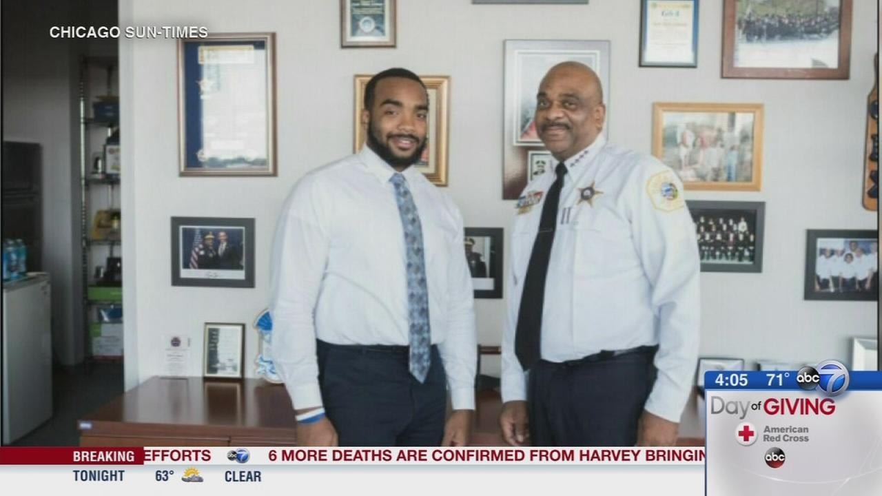 CPD Supt. Johnson, son, recovering well after kidney transplant