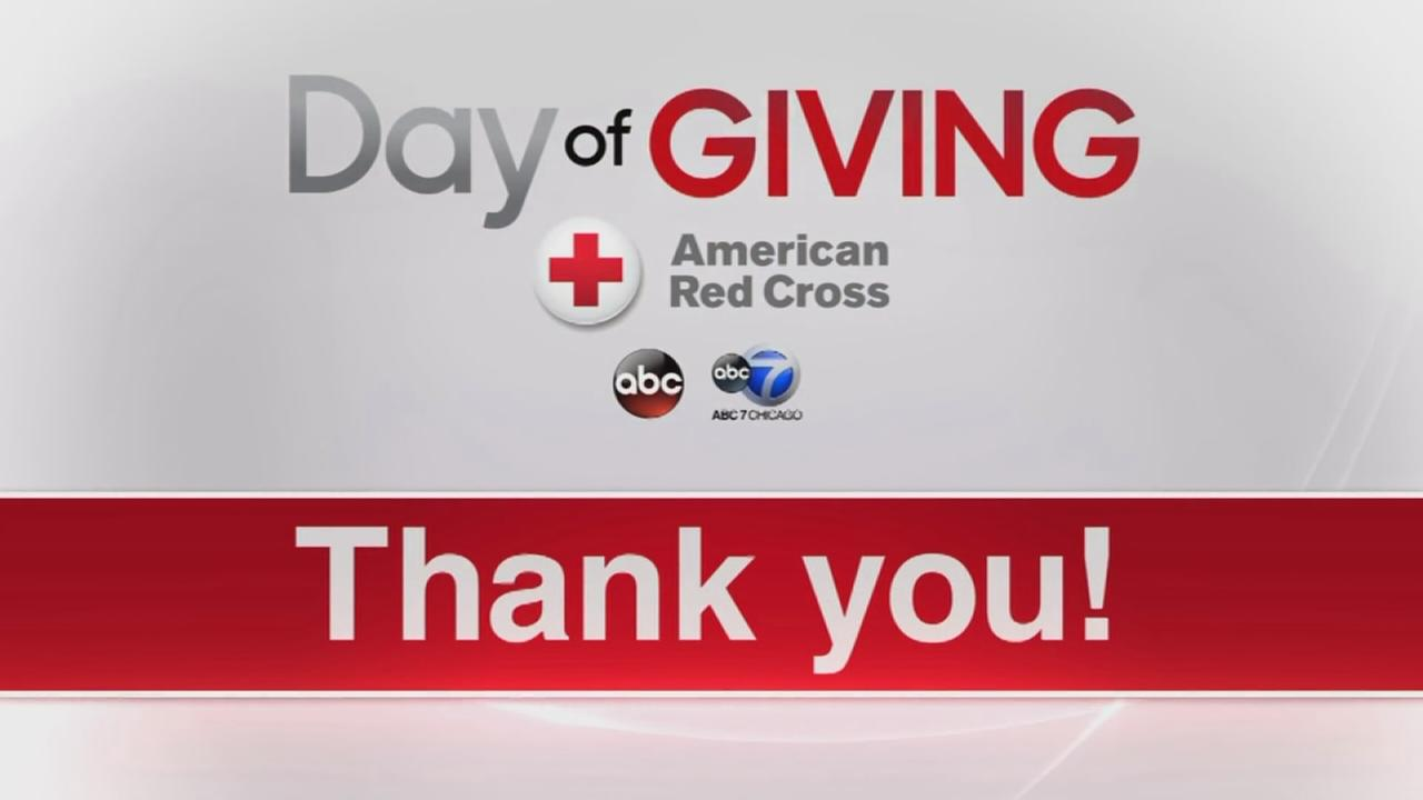 Day of Giving: Thank You Chicago