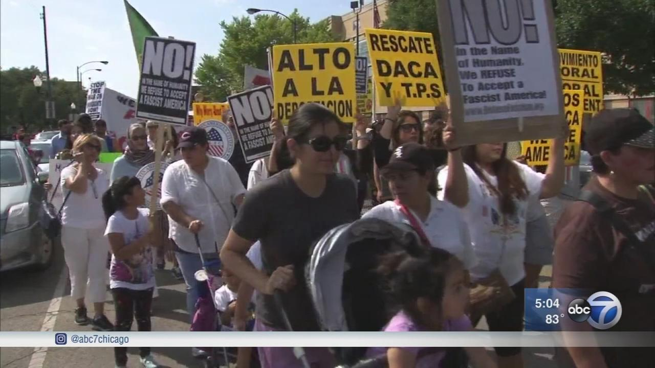 Groups rally in support of DACA