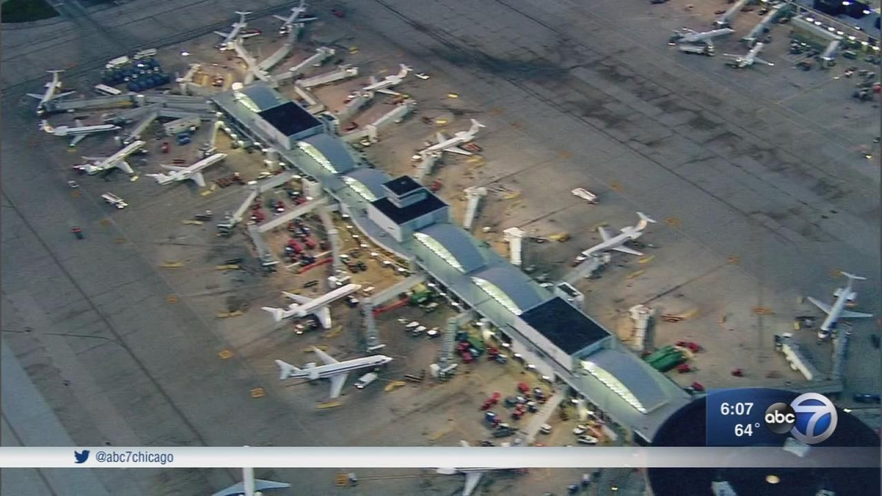 Federal report knocks FAA Chicago planning