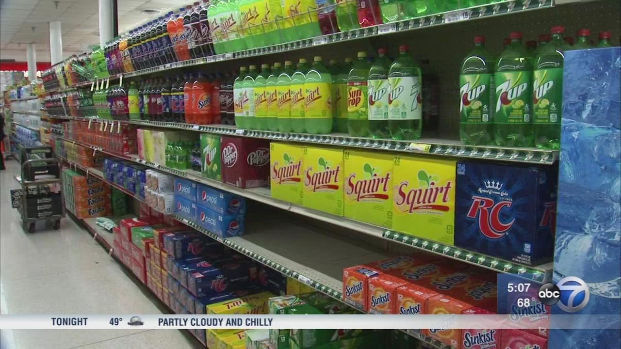 Cook County sweetened beverage tax repeal vote scheduled for next week