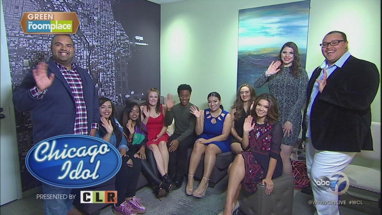 Windy City Live Chicago Idol Competition, Part 1