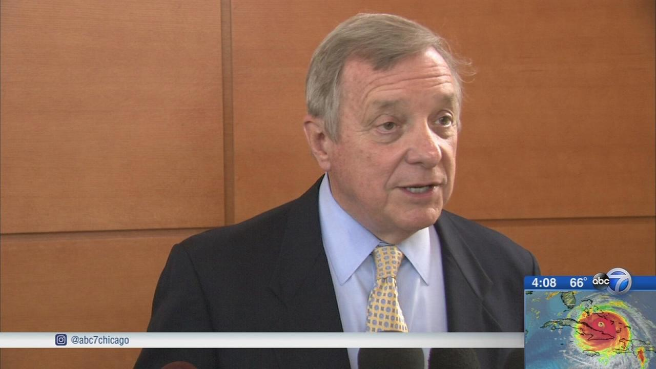 Sen. Durbin urges Congress to pass Dream Act