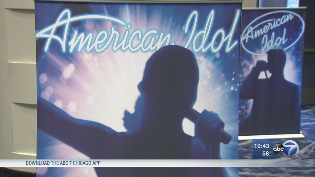 American Idol auditions to be held in Chicago