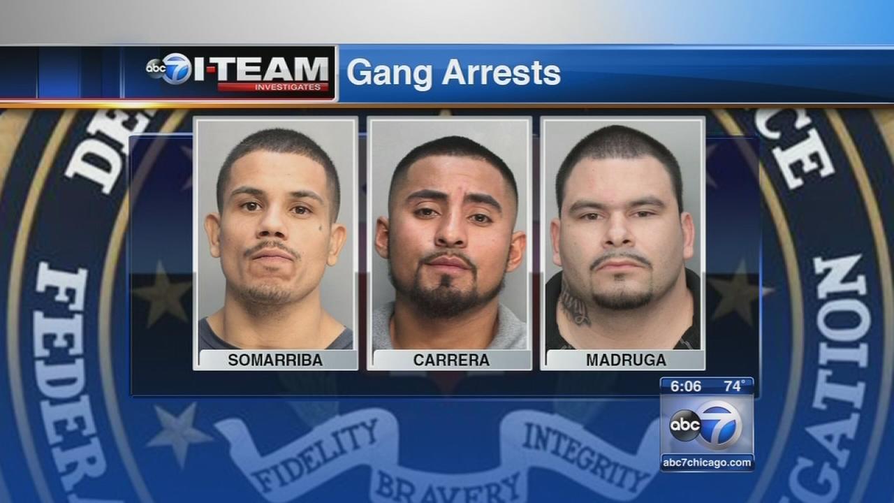 I-Team: Alleged Chicago gang leaders accused in multiple murders