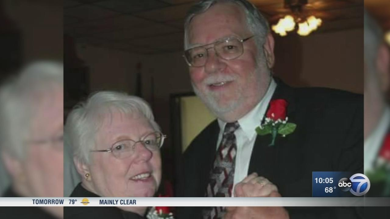 Elgin great-grandfather dies after being struck by debris while driving