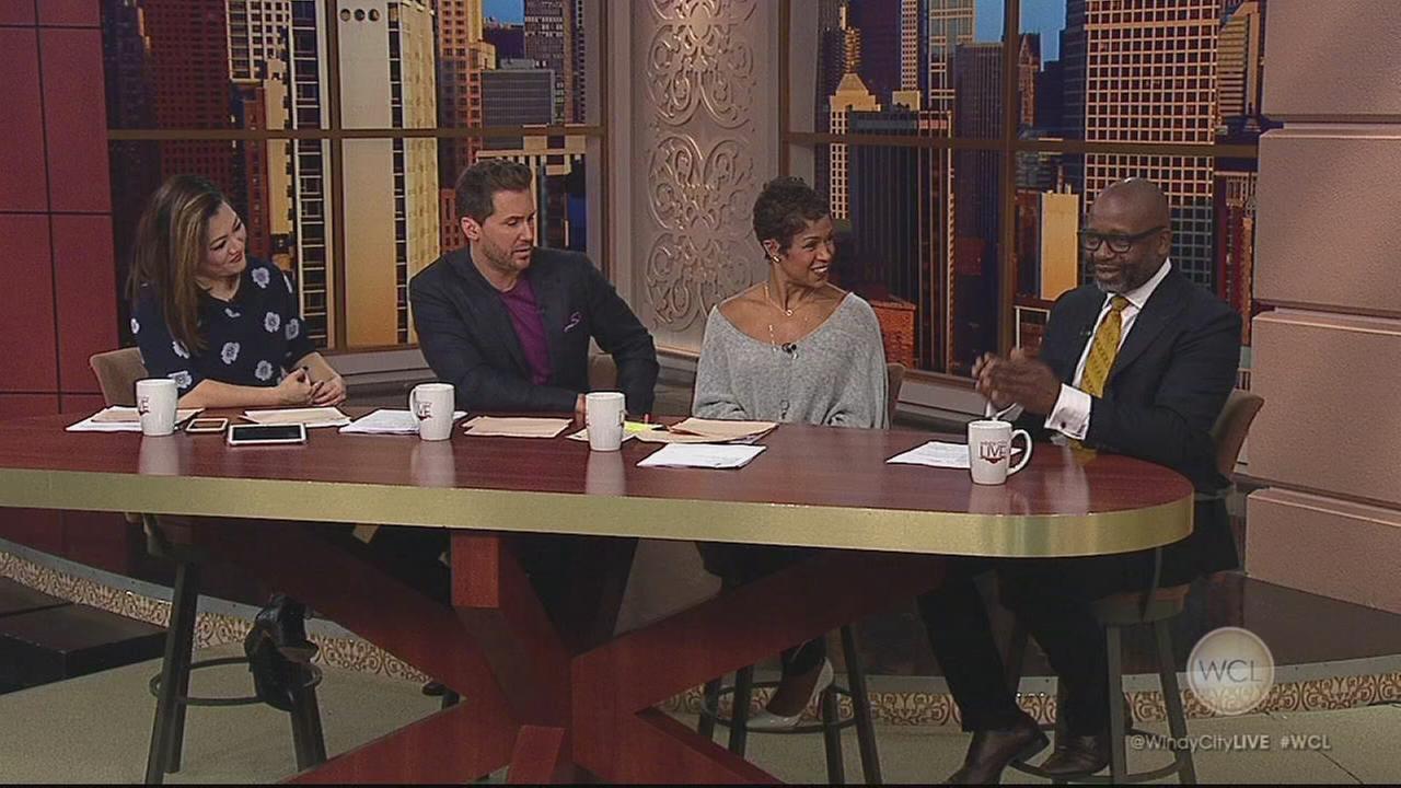 Urban planner Theaster Gates talks about Rebuild Foundation